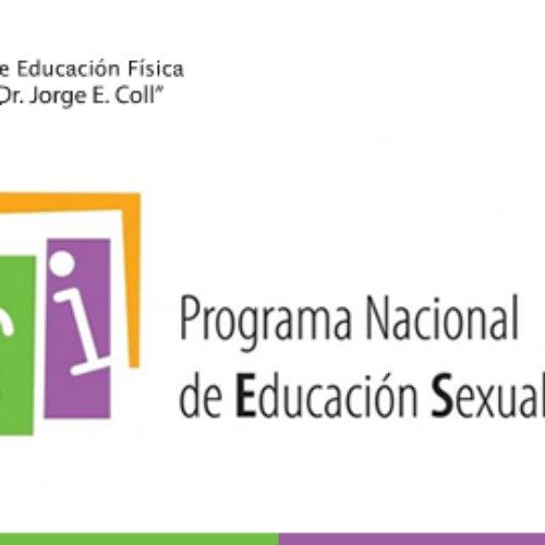 TALLER DE EDUCACIÓN SEXUAL INTEGRAL IEF 9-016